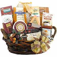 Charming Gourmet Large Hamper