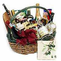 Entertaining Culinaria Gift Basket